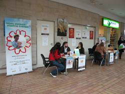 Akcija skirta Pasaulinei organų donorystės ir transplantacijos dienai