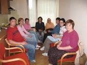 Grupiniai užsiėmimai su psichologu tėvams