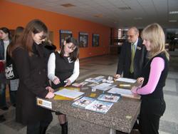 Akcija Vilniaus universitete