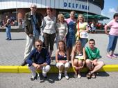 Jūrų muziejus ir delfinariumas - stovyklos programos dalis